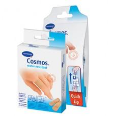 Лейкопластырь Cosmos textile elastic с технологией Quick-Zip