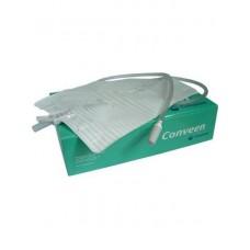 Мешок ножной для сбора мочи Coloplast Conveen, объем 1500 мл, трубка 90см, 5062