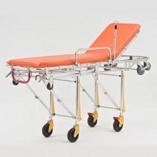 Каталка для автомобилей скорой медицинской помощи YDC-3A со съемными носилками