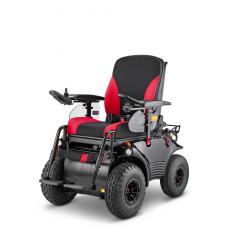 Инвалидная коляска-вездеход с электроприводом Meyra OPTIMUS 2