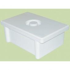 ЕДПО-10-01. Емкость-контейнер для дезинфекции мединструментов
