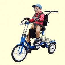 """Велосипед для детей ДЦП """"Ангел Соло 3M"""" (40-60см / 80кг)"""