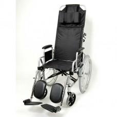 Алюминиевая инвалидная коляска с высокой спинкой Barry R4 (4318А0604SP)