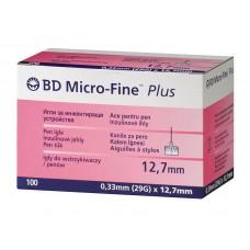 Иглы МикроФайн 0,33мм(29G)x12,7 мм (BD Micro-Fine)