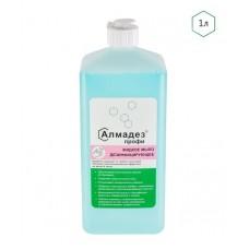Алмадез-профи». Дезинфицирующее средство в виде жидкого мыла.