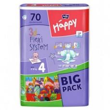 Bella Baby Happy MAXI 4 (8-18кг) 70шт