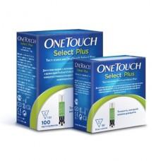 Тест-полоски One Touch Select Plus