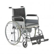Кресло-коляска с санитарным оснащением FS682