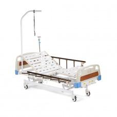 Кровать медицинская функциональная механическая Армед RS106-B