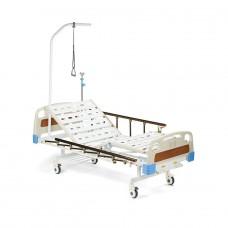 Кровать медицинская механическая RS105-B